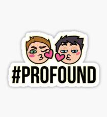 #Profound Sticker