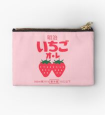 Strawberry Milk Studio Pouch