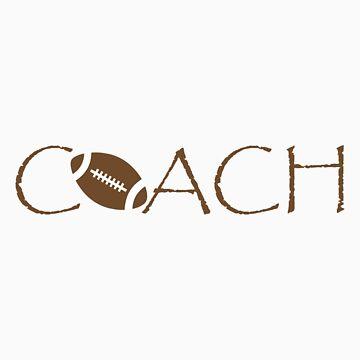 Football Coach by CuriosiTeez