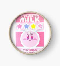 Kirby Clock