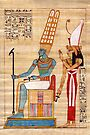 Amun & Mut Receive offerings by Aakheperure