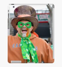 St. Patrick's Day Parade - People | Center Moriches, New York iPad Case/Skin