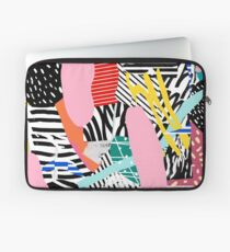 Tennis Court Laptop Sleeve