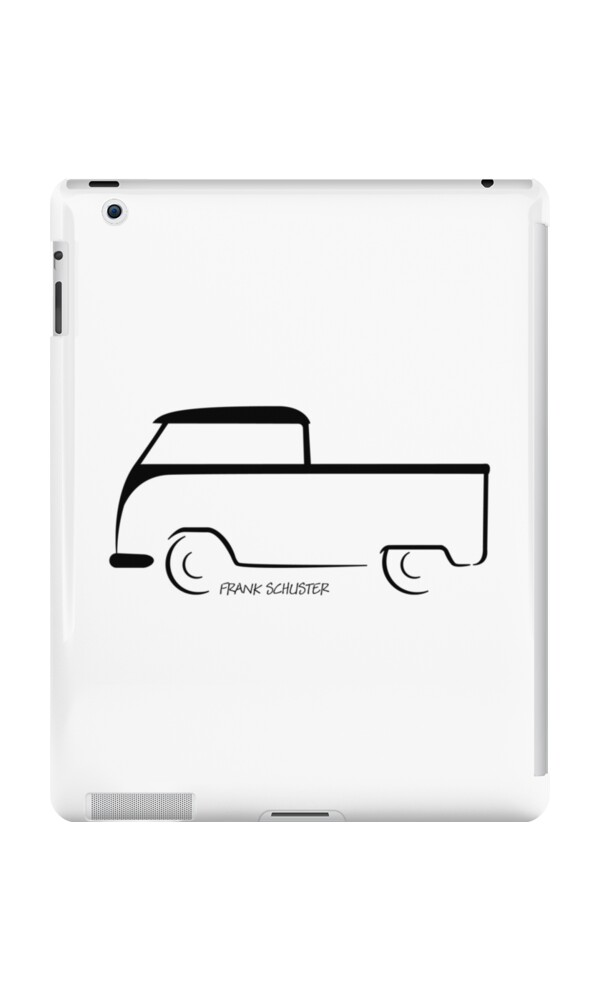 hair styles for oval shape quot split vw shape crew cab quot cases amp skins by frank 8185
