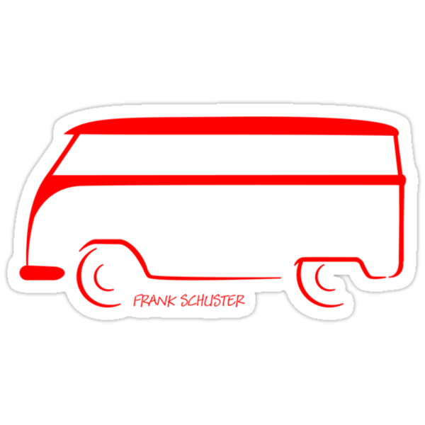 Shape Bus by Frank Schuster