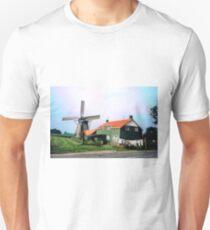 DUTCH WINDMILLS 05 Unisex T-Shirt