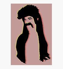 The Mullet Pinkish Photographic Print