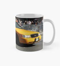New York Yellow Taxi Cab Mug