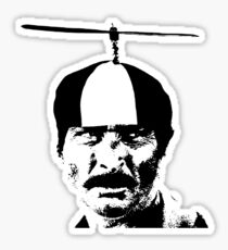Lee Van Geek Sticker