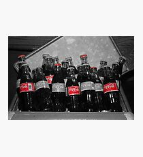 Coke anyone? Photographic Print