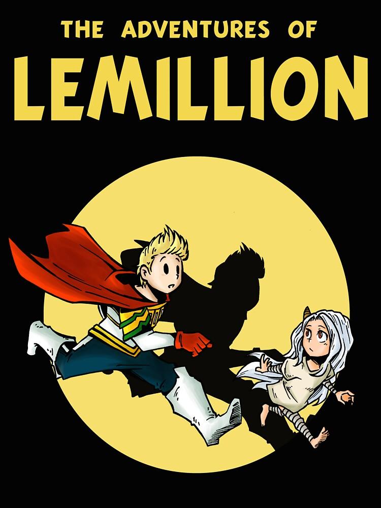 Lemillion (Tintin) by FarmGraphics