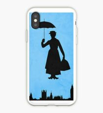 Mary Poppins Musical iPhone Case
