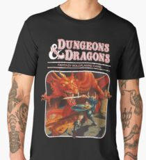 dungeons and dragons red box Men's Premium T-Shirt