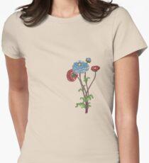 flower art 1 dull yellow T-Shirt