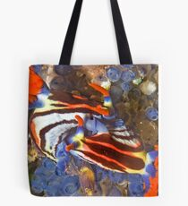 Nembrotha Nudibranch Mating Tote Bag