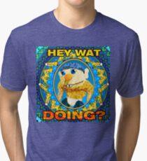 Hey, was macht SML Vintage T-Shirt