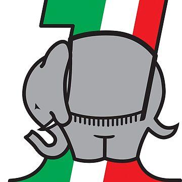 Cagiva Elefant One big by cagivaelefant