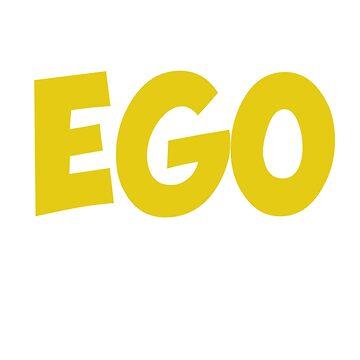 Check Your Ego Amigo by GnarlyGatorTees