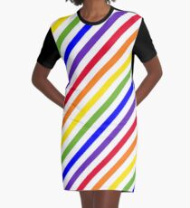 Equality 2018 Graphic T-Shirt Dress