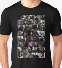 Paragon Heroes Unisex T-Shirt