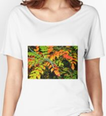 Autumn is a Painter #2, Haywards Heath, England Women's Relaxed Fit T-Shirt