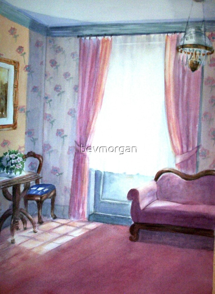 The Front Parlour by bevmorgan