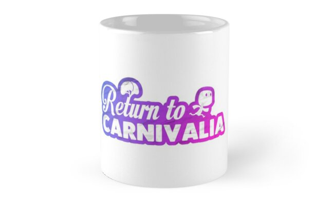 Return to Carnivalia Logo by Trixel