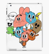 The Amazing World Of Gumball iPad Case/Skin