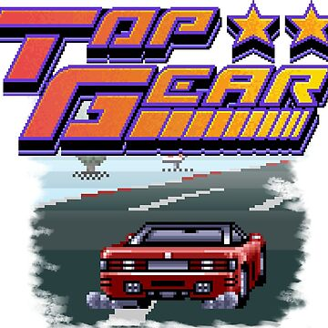 Top Gear | Snes by Bitlandia
