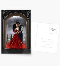 Scarlett und Julian Postkarten