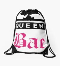 Queen Bae Drawstring Bag