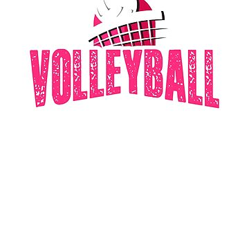 Volleyball Player Funny Gifts For Coach Mom Girls Women by arsdgibbons