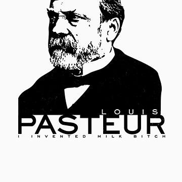 Louis Pasteur by grammatik