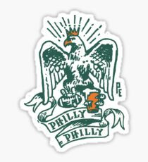 Philly Dilly Sticker