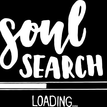 Soul search loading by Mira-Iossifova