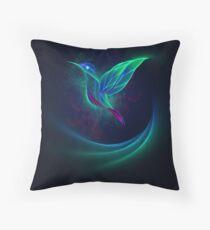 Hummingbird on Prints for Sale Throw Pillow