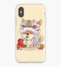 Year of the Good Boy iPhone Case