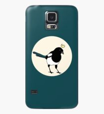 King Magpie Case/Skin for Samsung Galaxy