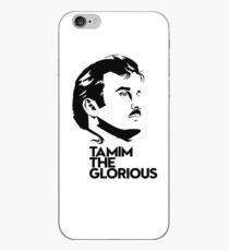 Tamim The Glorious English Version Qatar Tamim Almajd Proud To Be Qatari We are proud of Qatar iPhone Case