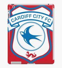 Cardiff City FC iPad Case/Skin