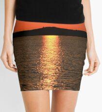 Little Eye Sunset Mini Skirt