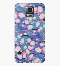Hip Hop Love Psychedelic Purple Marble Paper Surf Pepe Psyche Case/Skin for Samsung Galaxy