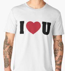I<3U Men's Premium T-Shirt