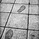 Footsteps by Paul Scrafton