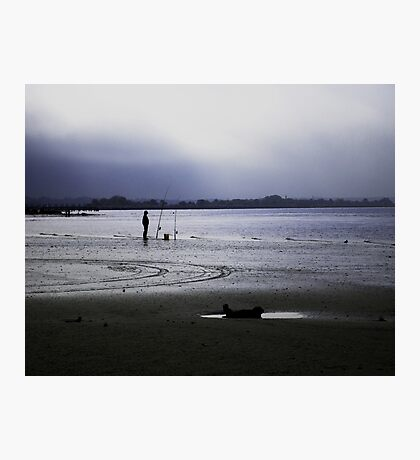 Peaceful Fishing Photographic Print
