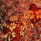 Bronze Hibiscus Garden by Delights