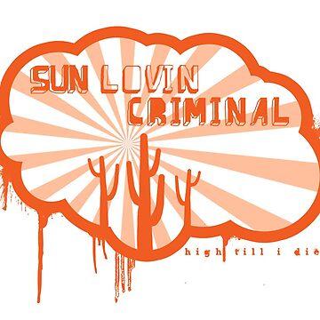 High Till I Die - Sun Lovin' Criminal by fgdesign