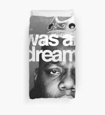 Biggie - It Was All a Dream Duvet Cover