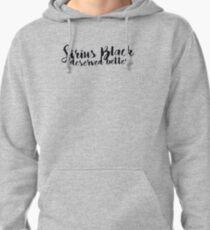 Sirius Black Pullover Hoodie