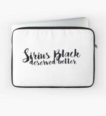 Sirius Black Laptop Sleeve